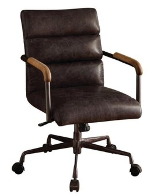 Harith Genuine Leather Executive Chair