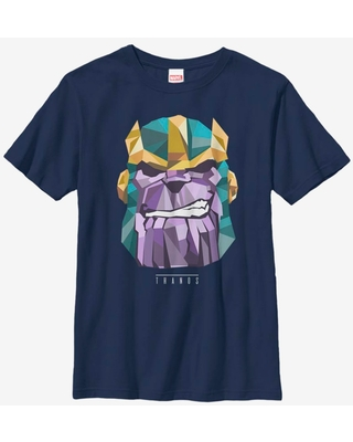 Marvel Avengers Thanos Poly Youth T-Shirt