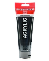 Amsterdam Standard Series Acrylic Paint, Oxide Black, 250ml, 2/Pack (71128-PK2)