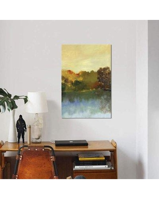 """East Urban Home 'Natural' Graphic Art Print on Canvas ETRB3131 Size: 12"""" H x 8"""" W x 0.75"""" D"""
