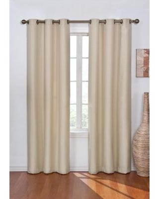 Eclipse™ Light Khaki Madison Blackout Window Curtain Panel 42-in. x 63-in.