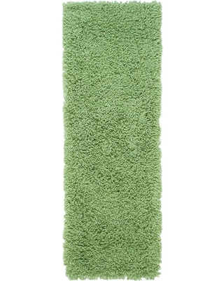 Home Decorators Collection Ultimate Lime Green 3 Ft X 10 Runner Rug