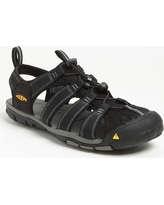 Men's Keen 'Clearwater Cnx' Sandal, Size 8 M - Black