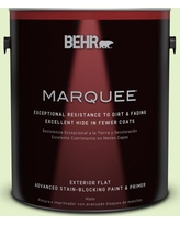 Shop Deals On Behr Pro 1 Gal 420c 2 Water Sprout Semi Gloss Exterior Paint