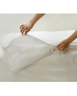 Bed Bug and Dust Mite Proof Comforter Protector (Twin)
