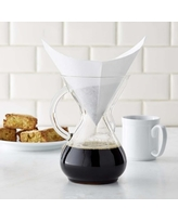 Chemex(R) 6-Cup Pour-Over Glass Handle Coffee Maker
