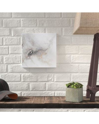 """Williston Forge 'Introspective II' Acrylic Painting Print on Wrapped Canvas WLFR6015 Size: 24"""" H x 24"""" W"""