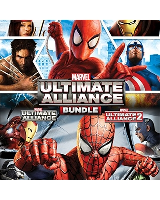 Activision Marvel: Ultimate Alliance Bundle - PS4 [Digital Code] from  Amazon | People