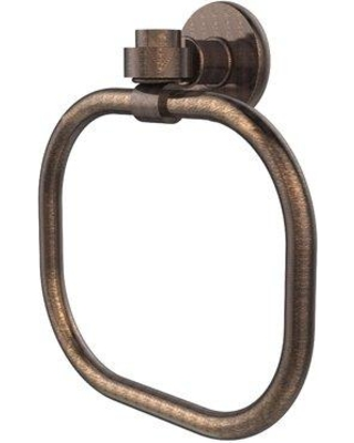 Allied Brass Continental Wall Mounted Towel Ring 2016 Finish: Venetian Bronze