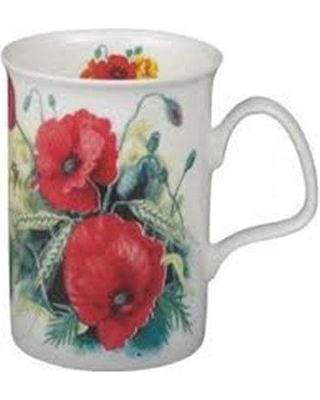 Canora Grey Essie Poppy Bone China Coffee Mug W001198920