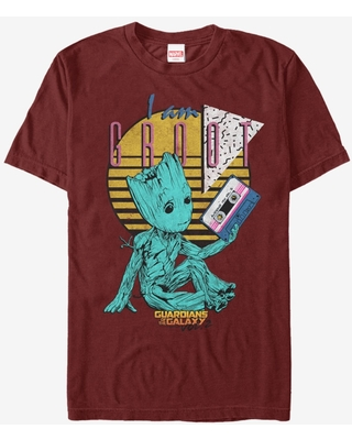 Guardians of the Galaxy Vol. 2 Groot Tape T-Shirt