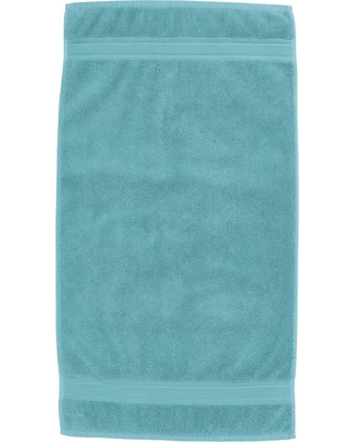 The Company Store Company Cotton Turkish Cotton Single Tub Mat in Lagoon