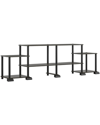 """Agate Toolless TV Stand for TVs up to 50"""" Espresso - Room & Joy"""