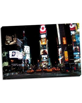 Wrought Studio 'Times Square III' Photographic Print on Wrapped Canvas BF045898