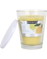 Jar Candle Oats & Honey 11.5oz - Home Scents by Chesapeake Bay Candles, Yellow