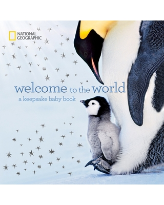 Tea Collection Welcome to the World Keepsake Baby Book