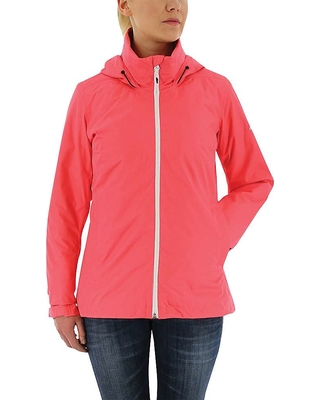 Adidas Women's Wandertag Insulated Jacket - Small - Super Blush
