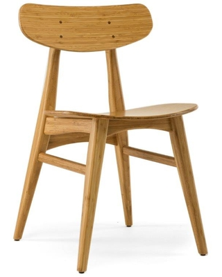 Cassia Caramelized Dining Chair Set of 2