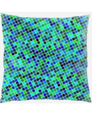 Rug Tycoon Square Throw Pillow PW-square-2721759