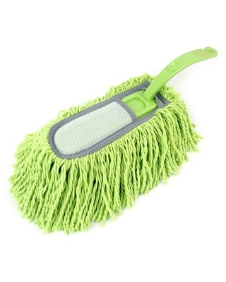 Microfiber Cleaning Duster Prep & Savour Color: Green