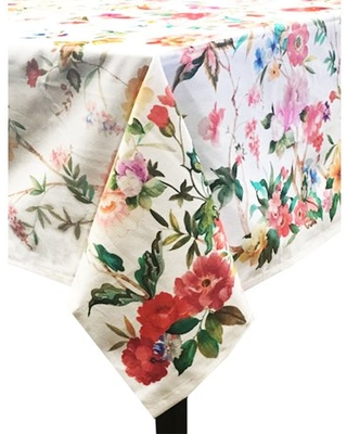 Check Out Some Sweet Savings On Coventry Floral Tablecloth 60 X 120