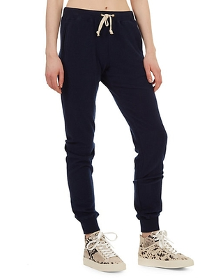 Theo & Spence Women's Haachi Loose-Fit Joggers - Ocean - Size S