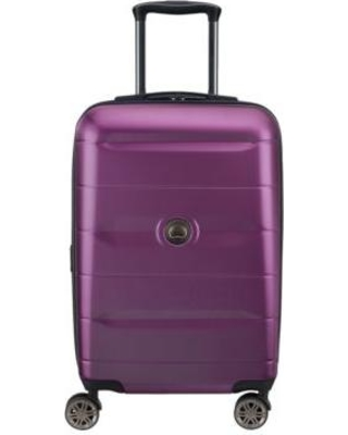 Delsey Plum Comète 2.0 Expandable Hardside Spinner Carry On