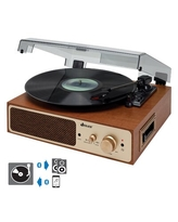 Turntable with Stereo Speakers Jensen