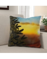 Spectacular Savings On Rother Christmas Indoor Outdoor Canvas Throw Pillow The Holiday Aisle