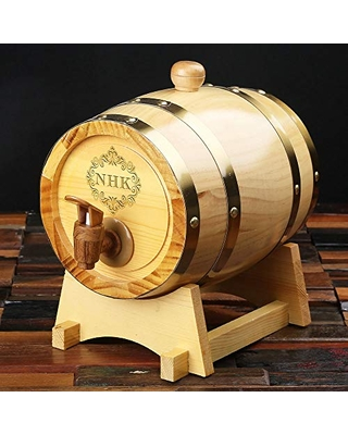Groomsmen Gifts, Best Man Gift,Personalized Barrel, Whiskey Barrel, Gift for him, Wedding Gift, Father's Day Gift