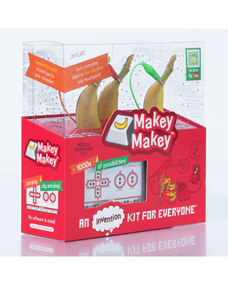 Makey Makey Classic - Maker & DIY Kits for Ages 8 to 12 - Fat Brain Toys