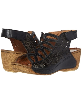 Spring Step Inocencia (Black) Women's Shoes