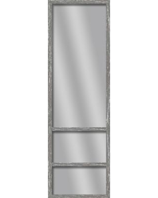 PTM Images Shelve Wall Mirror 5-130 Finish: Gray Wash