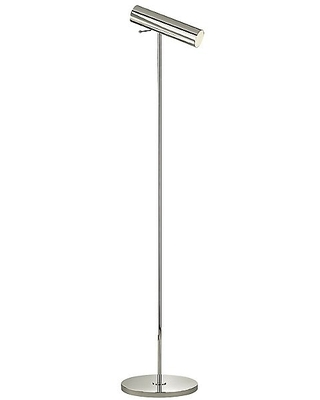 Lancelot Pivoting Floor Lamp by Visual Comfort - Color: Gold - Finish: Hand-Rubbed Antique Brass - (ARN 1042HAB)