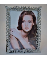 House of Hampton Montpelier Picture Frame BI042400 Color: Silver