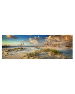 Colossal Images A New Day 12-Inch x 36-Inch Canvas Wall Art