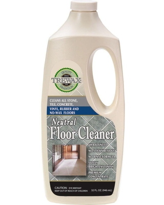 Trewax 32 oz. Neutral Floor Cleaner Concentrate (3-Pack)