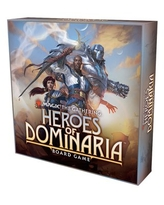Wizkids Magic: The Gathering: Heroes of Dominaria Board Game - Standard Edition