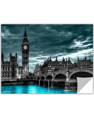 """ArtWall Removable Wall Decal 0oce008ap Size: 16"""" H x 24"""" W x 0.1"""" D"""