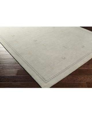 Loon Peak Taylor Cove Hand-Knotted Green/Yellow Area Rug LOON8483 Rug Size: Rectangle 8' x 10'