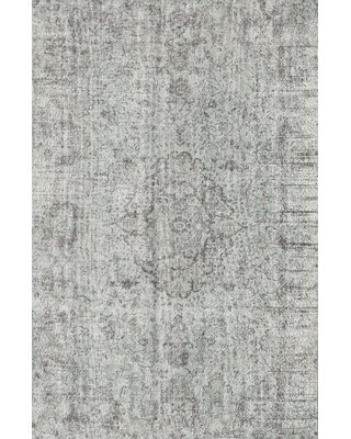 Traditional Gray/Beige Area Rug