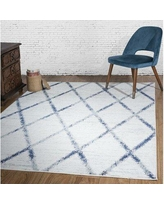 Here S A Great Deal On Bellicent Geometric Ivory Area Rug Wrought Studio Rug Size Rectangle 5 X 7