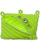 Monster 3 Ring Pouch - Lime