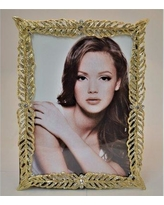 House of Hampton Montpelier Picture Frame BI042400 Color: Gold