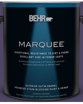 Sweet Savings On Behr Marquee 1 Gal S H 650 Berry Charm Semi Gloss Enamel Interior Paint And Primer In One