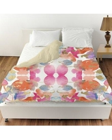 Oliver Gal Colorful Confetti Duvet Cover 22419.DUVET__MF Size: King