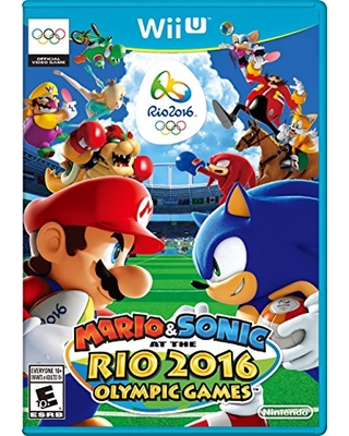 Mario & Sonic at the Rio 2016 Olympic Games - Wii U [Digital Code]