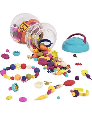Trustful Colorful Diy Handmade String Beads Toy Set Jewelry Necklace Bracelet Making Kit Toys Children Educational Toys For Kids Toys & Hobbies Arts & Crafts, Diy Toys