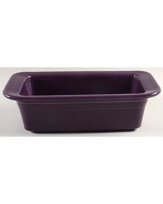 Homer Laughlin Fiesta Mulberry (Intro 2018) Loaf Pan