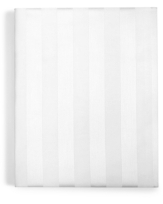 Huge Deal On Charter Club Damask 1 5 Stripe 100 Supima Cotton 550 Thread Count Fitted Sheet Twin Xl Created For Macy S Bedding